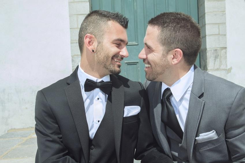 Gay Hochzeit